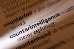 Become a Counterintelligence Agent