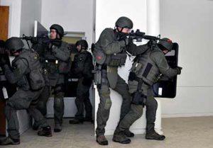 FBI Counterterrorism Fly Team